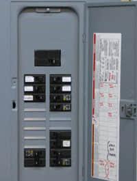 all electrical panel, circuit breakers, fuse box work guaranteed